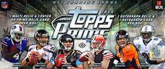 2014 Topps Prime NFL American Fooball Trading Cards-Hobby hits per box Football Card Packs, Football Box, Football Trading Cards, Football Cards, Football Helmets, Calvin Johnson, Houston Texans, American, Ebay