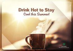 Sweltering summer is here and bet you are pissed off with the heat! How about a hot cup of tea? Weird but true, tea in summer can help you out by relaxing your mind and calming your body!
