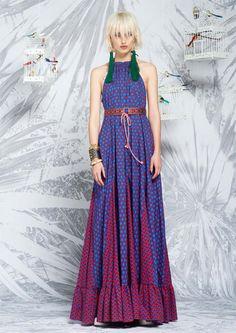 greek fashion designer Alexandra Katsaiti Let's go wild collection Greek Fashion, Ss 15, Beach, Fashion Design, Collection, Tops, Dresses, Vestidos, The Beach