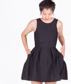 SAMSOE SAMSOE Berry Kleid black / Kauf dich glücklich 150€