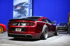 a Ford Mustang is the definite car im getting when i grow up its been my goal since i was six