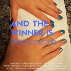 Congratulations @taramzurlo on winning the January color matching contest. Nothing says Beginnings more than introducing a loved one to your passion.  Send us a DM for deets!  Its that easy! Tag your creation with #MixifyPolish AND @MixifyPolish by 11:59pm Pacific 2/28 to be in the running to win our February Creative Color Contest. The theme is LOVE.  Want to be the first to know? Sign up for our occasional newsletter [link in profile]. More details available at http://ift.tt/2jPDAnP…