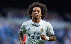 Lataa kuva Marcelo, Jalkapallo, Real Madrid, Espanja, Brasilialainen jalkapalloilija, Marcelo Vieira