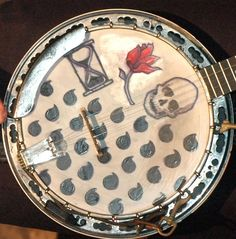 Scott's banjo!