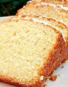 Coconut Pound Cake Recipe Cake Recipes Coconut Pound