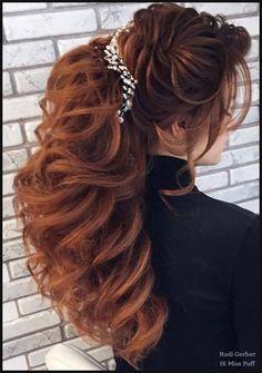 1021 besten Brautfrisur Bilder auf Pinterest | Frisur ideen ... | Einfache Frisuren