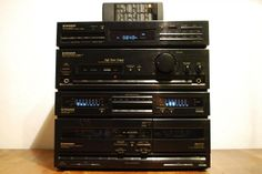 Pioneer Compact Stereo