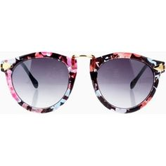 Vintage Sunglasses with Metal Arrow in Floral - Choies.com Γυαλιά Ηλίου  Oakley 3a28441577f