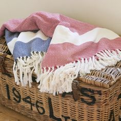 The beautiful Ayla Throw will add colour to your couch and be there for you to snuggle up with! £59.95 www.lovesweetfreedom.co.uk