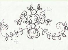 LINHAS, CORES E ARTE: Setembro 2012
