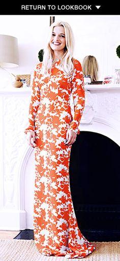 Jenni Kayne long-sleeved maxi dress!