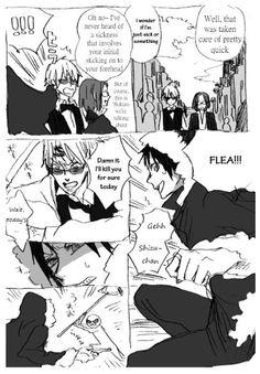 4-37 Shizuo to Izaya ga kuttuku hanashi
