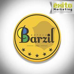 Logo Cliente: Boteco Barzil