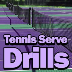4 Extremely Effective Tennis Serving Drills:  http://www.besttennisdrills.com/tennis-serve-drills/  #tennis #drills #sports