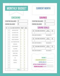 25+ Budgeting Tips - keep money in your pocket!
