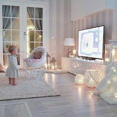 Haus Wohnzimmer, Wohnzimmer Ideen, Zimmer Einrichten, Speicher, Home Deko,  Raumgestaltung,