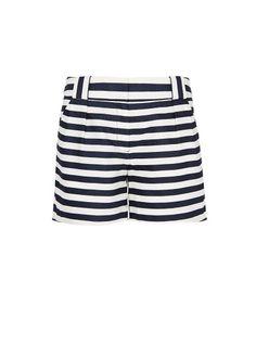 MANGO - Striped shorts