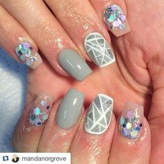 Such beauties using 'Opal Cove'