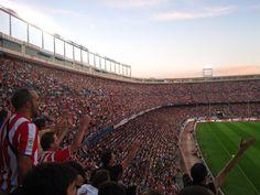 Vicente Calderon   Atletico Madrid   Madrid, Spain