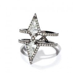 Eva Fehren ring, $35860, barneys.com.