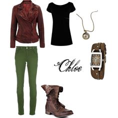 """Chloe : Uncharted"" by mm88 on Polyvore"
