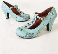 YSOP Alice shoes for Lisa!