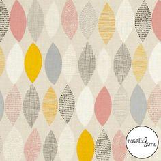 Fat+Quarter+-+Shape+of+Spring+-+Cloud9+Fabrics+von+Rosalie&me+auf+DaWanda.com