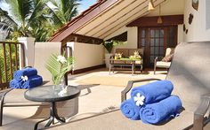 Suites in Breezes Beach Club in Zanzibar