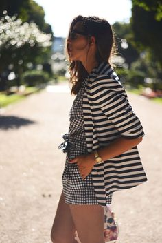 Stripes & Vichy