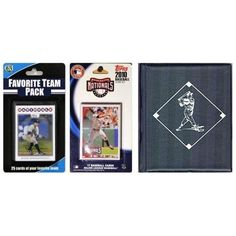C and I Collectables 2010NATIONTSC MLB Washington Nationals Licensed 2010 Topps, As Shown