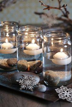 Lanterner af sylteglas