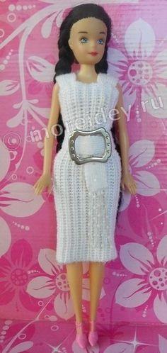 платье для Барби Dollhouse Dolls, Dollhouses, Barbie, Usa, Dresses, Fashion, Vestidos, Moda, Fashion Styles