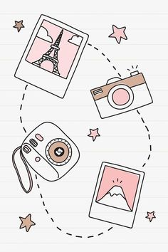 How You Can Make Your Travel Plans With The Least Amount Of Effort – Your Travel Direct Easy Doodles Drawings, Easy Doodle Art, Mini Drawings, Cute Easy Drawings, Simple Doodles, Cool Art Drawings, Bullet Journal Banner, Bullet Journal Writing, Bullet Journal Ideas Pages