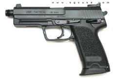 H&K USP Tactical .45ACP