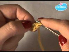 Créer un rond plat au crochet... tout simplement ^^