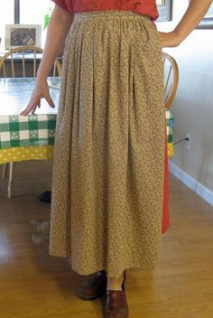 How to Make a Simple Apron Without a Pattern - Capper's Farmer Magazine