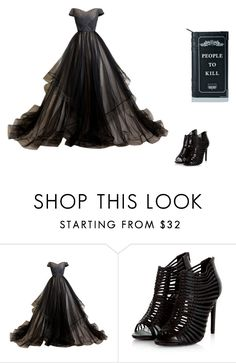 """""""ball at my cousins sweet 16"""" by babygirl2002-2003 ❤ liked on Polyvore featuring Killstar"""