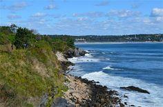 Cliffwalk, Newport, Rhode Island