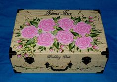 Personalized Wood Wedding Keepsake Box Gift, Wooden Suitcase Card Holder, Roses Gift Custom Painted Wedding Bridal Anniversary Gift – The Best Ideas Wedding Memory Box, Wedding Gift Card Box, Wedding Keepsake Boxes, Gift Card Boxes, Wedding Keepsakes, Wedding Cards, Wedding Gifts, Chic Wedding, Elegant Wedding