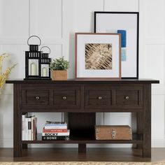 Altra Apothecary 55-inch TV Stand/ Console Table