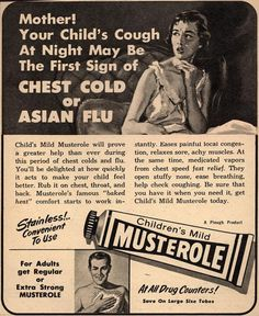 Vintage Medicine Ads of the 1950s (Page 2)