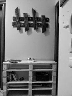 Φτιάξτε Έπιπλα από παλέτες στο Tv 100 με τους Χριστίνα Κανατάκη και Παναγιώτη Κρίνη Μπατσιούδη Μαρία στη εκπομπή Πάρτε Θέση