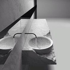 5 Unbelievable Cool Tips: Metal Furniture Brass coaster furniture man cave. 5 Unbelievable Cool Tips: Metal Furniture Brass coaster furniture man cave.Furniture Banner Home. Bad Inspiration, Bathroom Inspiration, Bathroom Ideas, Bathroom Interior, Modern Bathroom, Stone Bathroom, Bathroom Sinks, Granite Bathroom, Design Bathroom