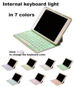 05a59e7c895 iPad Mini (1 2 3)Bluetooth Device Keyboard with Case - 7