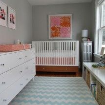 Great nursery ideas from Project Nursery site