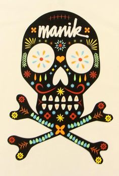 candy skull - Google Search