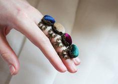 Round velvet ring Adjustable ring Handmade rings Women jewelry | Etsy Womens Jewelry Rings, Bridal Jewelry, Jewelry Accessories, Women Jewelry, Handmade Rings, Handmade Jewelry, Unique Jewelry, Druzy Ring, Wedding Events
