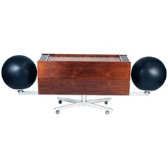 Clairtone Project G 1 Model T10 Rosewood Stereo System