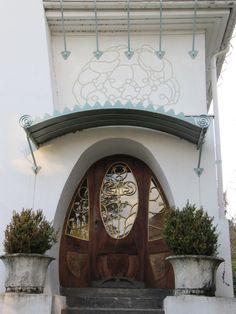 Art Nouveau in Darmstadt, Germany