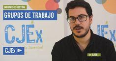 #Extremadura #Juventud @_CJEX_ - Descubre los diferentes GdT existentes en www.cjex.org